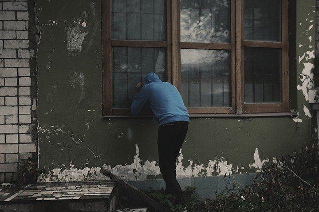 devastace domu