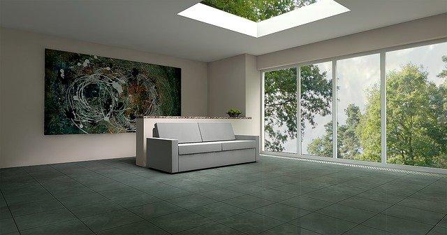 prázdný pokoj