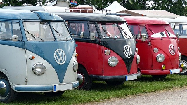 klasický VW