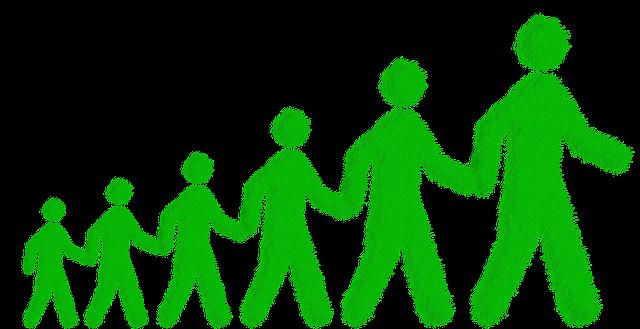 zelení lidé