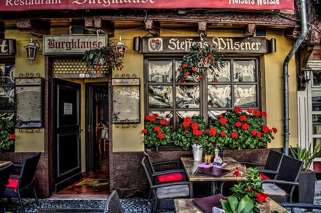 maličká kavárna