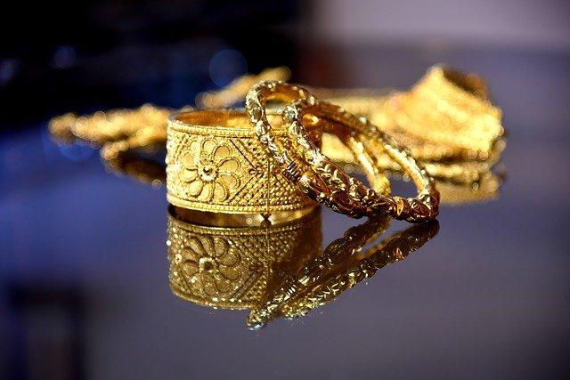 indické šperky