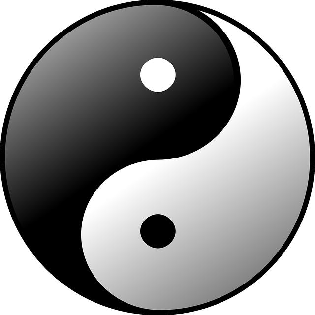 yin yang znamení
