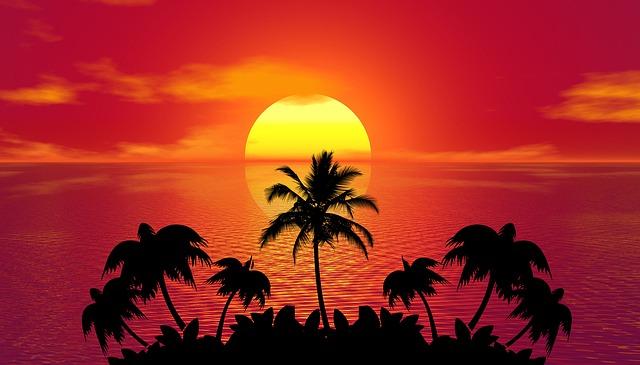 tropické léto